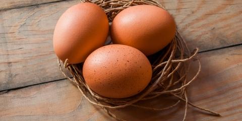 Fitzy eiwitten eieren