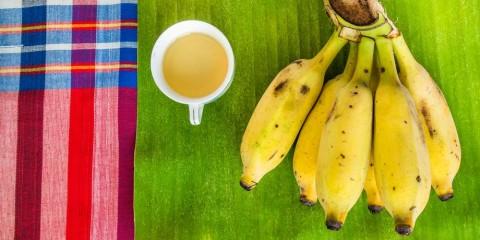 Bananenthee